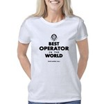 Unique Hand Print Organic Kids T-Shirt (dark)