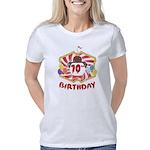 Unique Hand Print Kids Dark T-Shirt