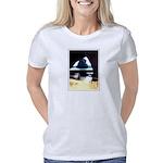 Unique Hand Print Golf Shirt