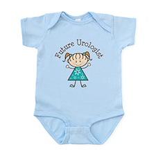 Future Urologist Girl Infant Bodysuit