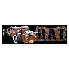 Rat Rod Truck Car Sticker