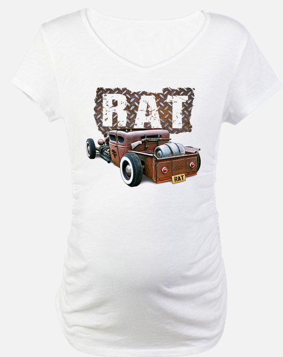 Rat Rod Truck Shirt