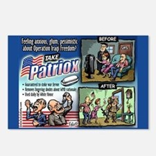 Patriox Postcards (Package of 8)