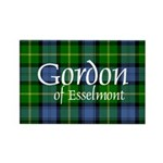 Tartan - Gordon of Esselmont Rectangle Magnet