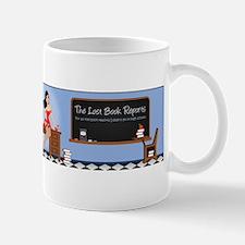 The Lost Book Reports Header Mug