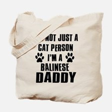 Balinese Daddy Tote Bag