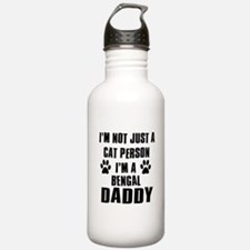 Bengal Daddy Water Bottle