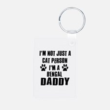 Bengal Daddy Keychains