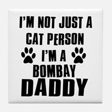 Bombay Daddy Tile Coaster