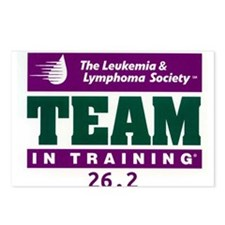 Team in Training - 26.2 Postcards (Package of 8)