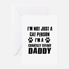 Chantilly Tiffany Daddy Greeting Card