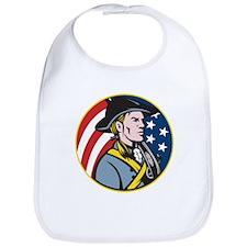 American Patriot Minuteman Bib