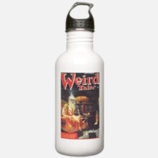 Weird Tales Magazine Sports Water Bottle
