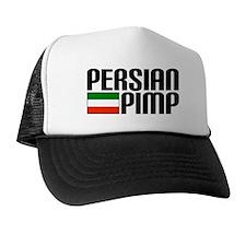 Persian Pimp Trucker Hat