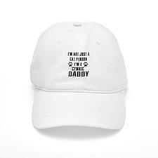 Cymric Daddy Baseball Baseball Cap