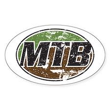 MTB Decal