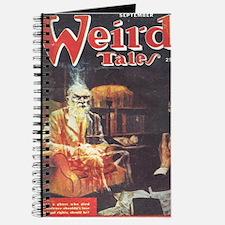 Weird Tales Magazine Journal
