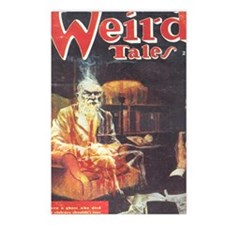Weird Tales Magazine Postcards (Package of 8)