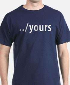 ../yours T-Shirt
