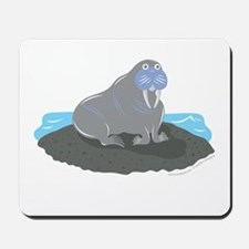 """Wallrus"" Mousepad"