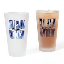 Great Coaching Drinking Glass