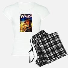 Weird Tales Magazine Pajamas
