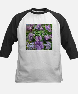 Lilac Collage #16 Tee