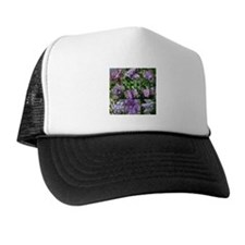 Lilac Collage #16 Trucker Hat