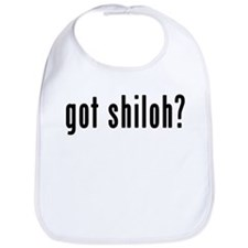 GOT SHILOH Bib