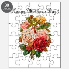 """""""Mother's Day Roses"""" Puzzle"""