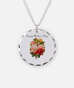 """Mother's Day Roses"" Necklace"