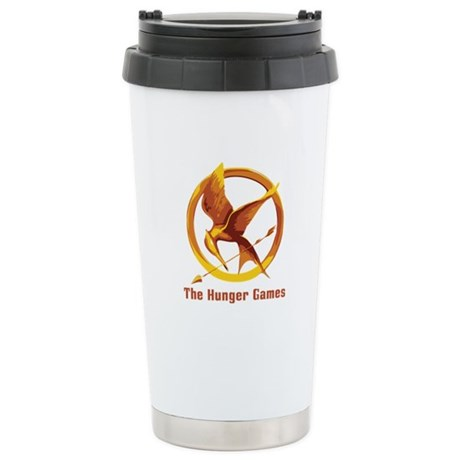 Hunger Games Stainless Steel Travel Mug