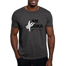 I AM JUDOKA Dark T shirt