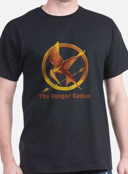 Hunger Games Vintage T-Shirt