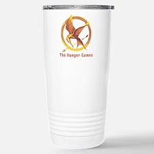 Hunger Games Vintage Stainless Steel Travel Mug