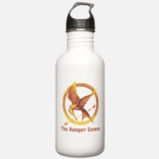 Hunger Games Vintage Water Bottle