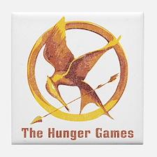 Hunger Games Vintage Tile Coaster