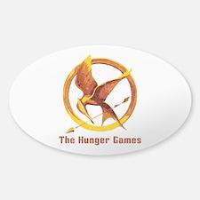Hunger Games Vintage Decal