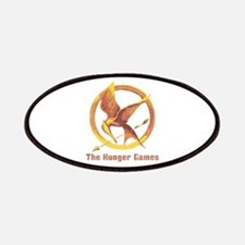 Hunger Games Vintage Patches
