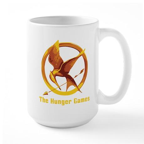 Hunger Games 2 Large Mug