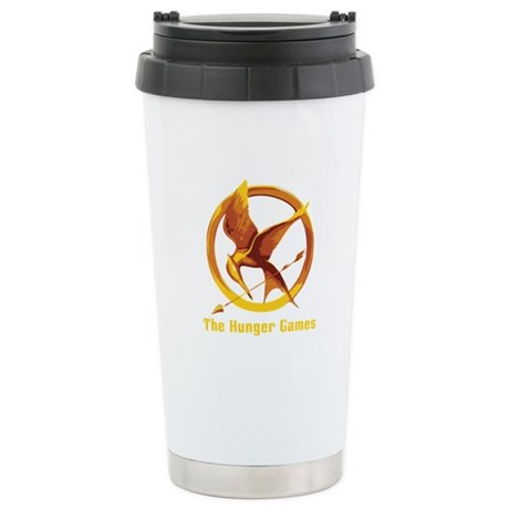 Hunger Games 2 Stainless Steel Travel Mug