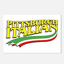 Pittsburgh Italian Pride Postcards (Package of 8)