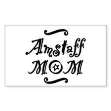 Amstaff MOM Decal