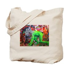 I'm in Love with an Elephant Tote Bag