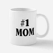 #1 MOM Small Small Mug