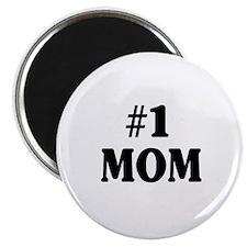 """#1 MOM 2.25"""" Magnet (100 pack)"""