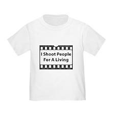 I Shoot People T
