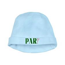 Golf ParTee baby hat