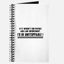 I'd Be Unstoppable Journal