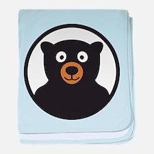 Cute Bear baby blanket